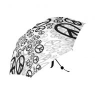 9462e77b1 WECE Stylish Peace Sign Automatic Foldable Umbrella Compact Parasol  Umbrella Umbrella Windproof Rainproof